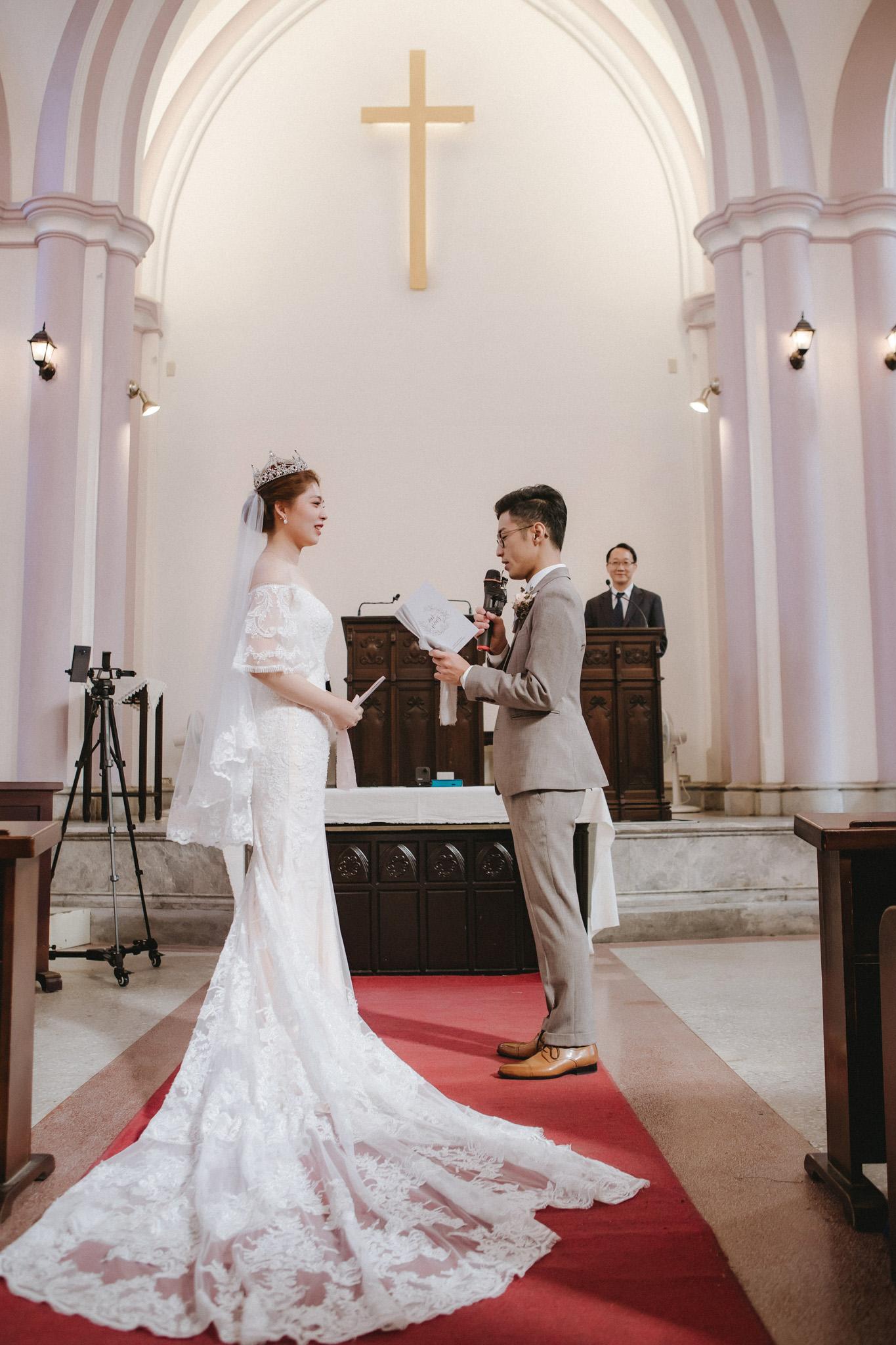EW 台北婚攝 居米 濟南教會 Brick Yard 33 美軍俱樂部 婚禮 婚宴-36