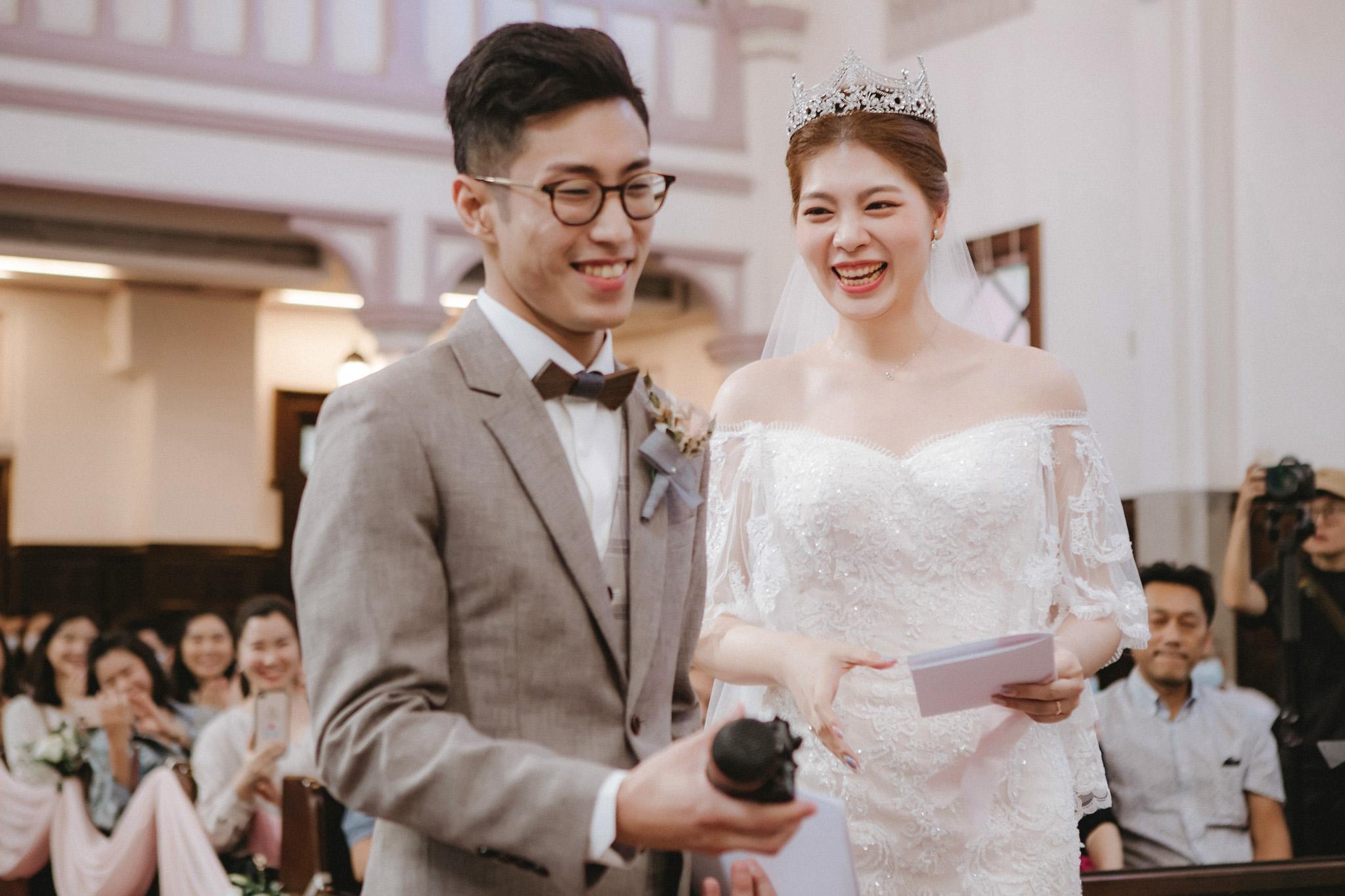 EW 台北婚攝 居米 濟南教會 Brick Yard 33 美軍俱樂部 婚禮 婚宴-39
