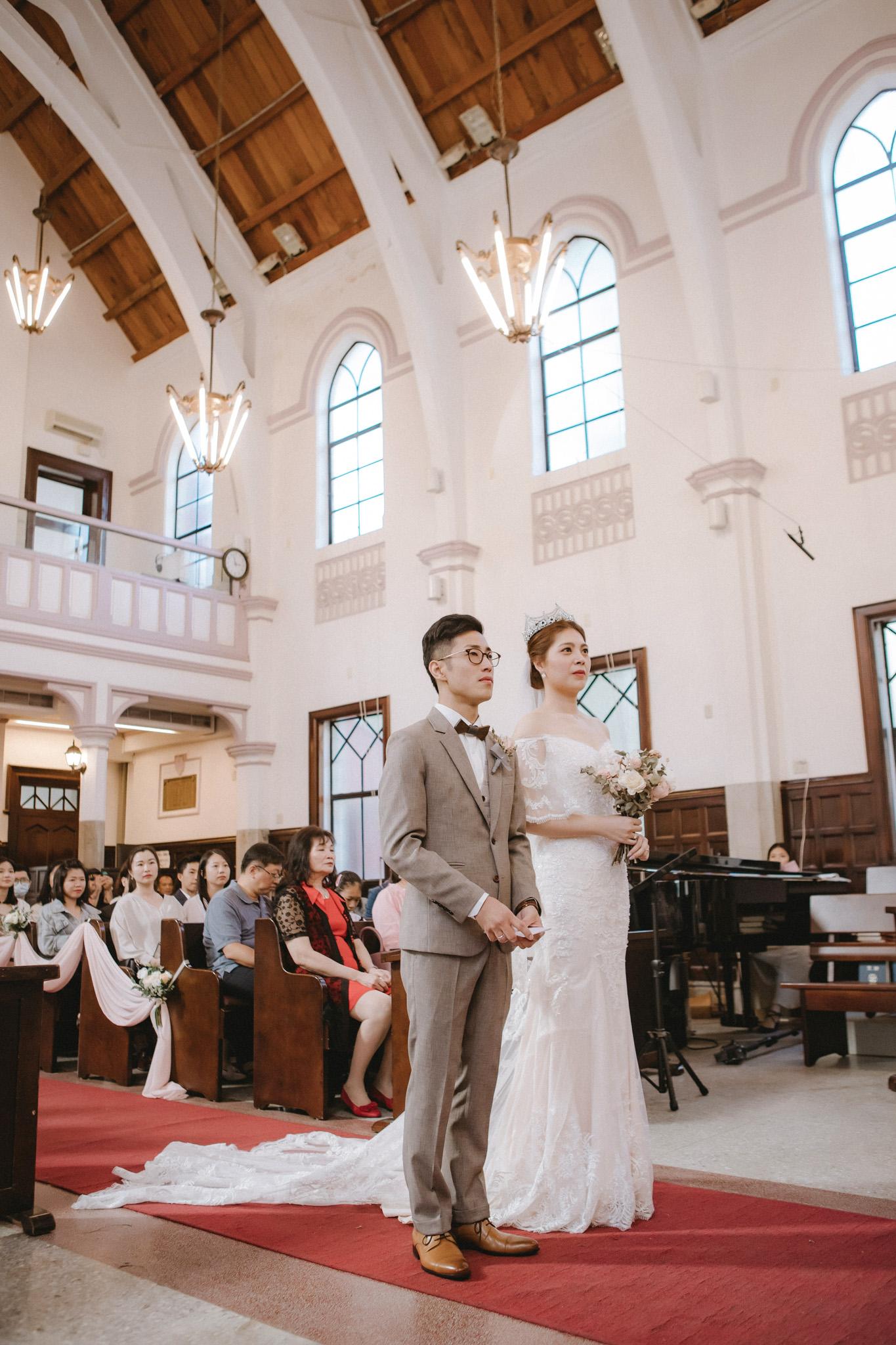 EW 台北婚攝 居米 濟南教會 Brick Yard 33 美軍俱樂部 婚禮 婚宴-44