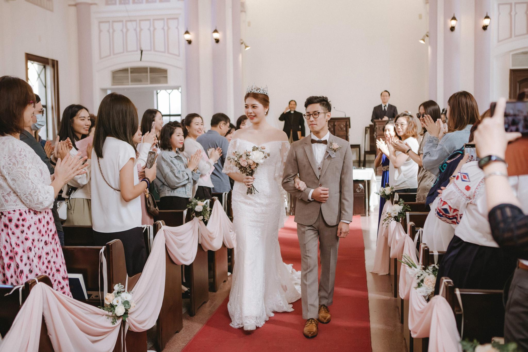 EW 台北婚攝 居米 濟南教會 Brick Yard 33 美軍俱樂部 婚禮 婚宴-48