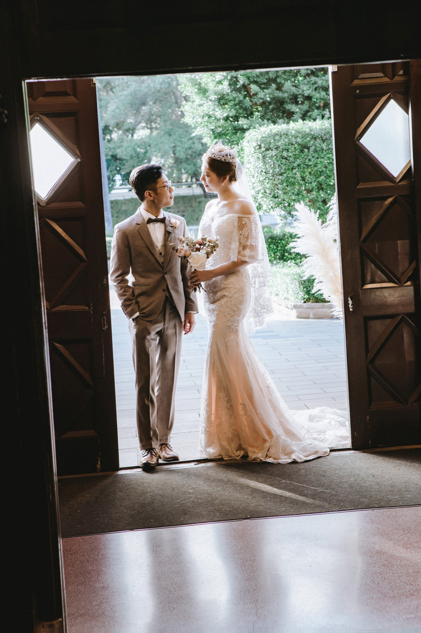 EW 台北婚攝 居米 濟南教會 Brick Yard 33 美軍俱樂部 婚禮 婚宴-57