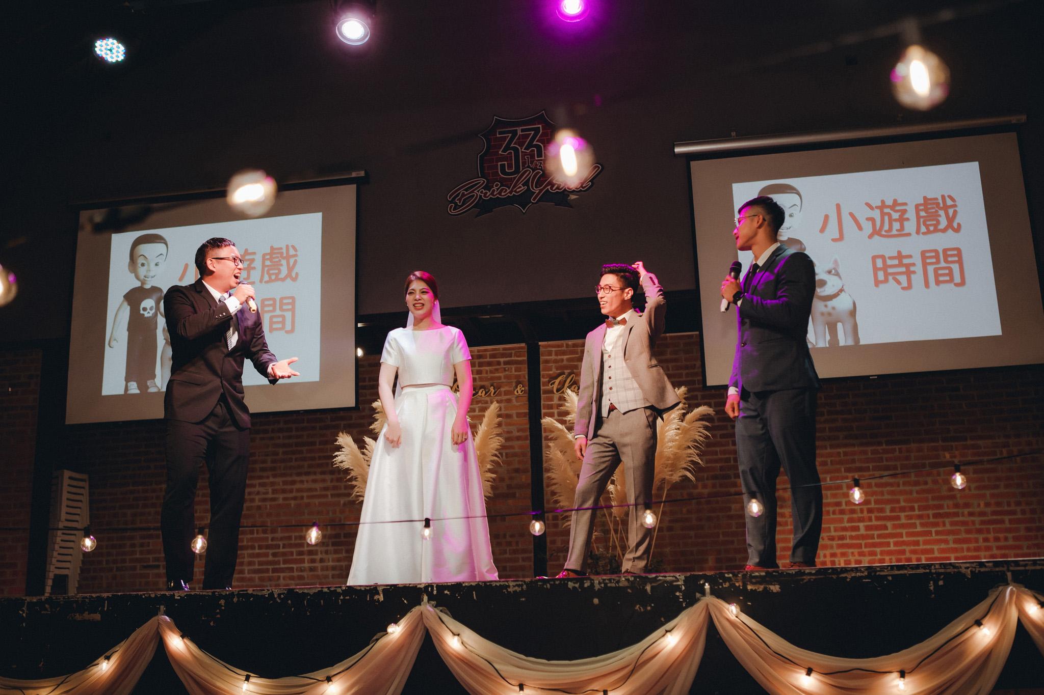 EW 台北婚攝 居米 濟南教會 Brick Yard 33 美軍俱樂部 婚禮 婚宴-86
