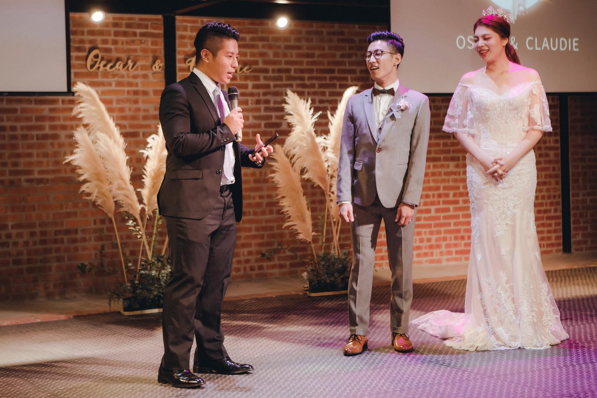 EW 台北婚攝 居米 濟南教會 Brick Yard 33 美軍俱樂部 婚禮 婚宴-108