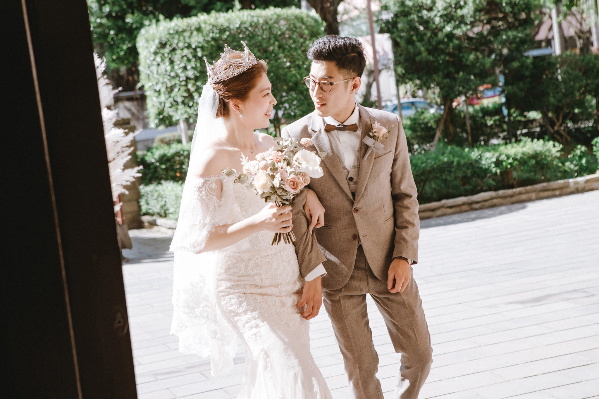 EW 台北婚攝 居米 濟南教會 Brick Yard 33 美軍俱樂部 婚禮 婚宴-20