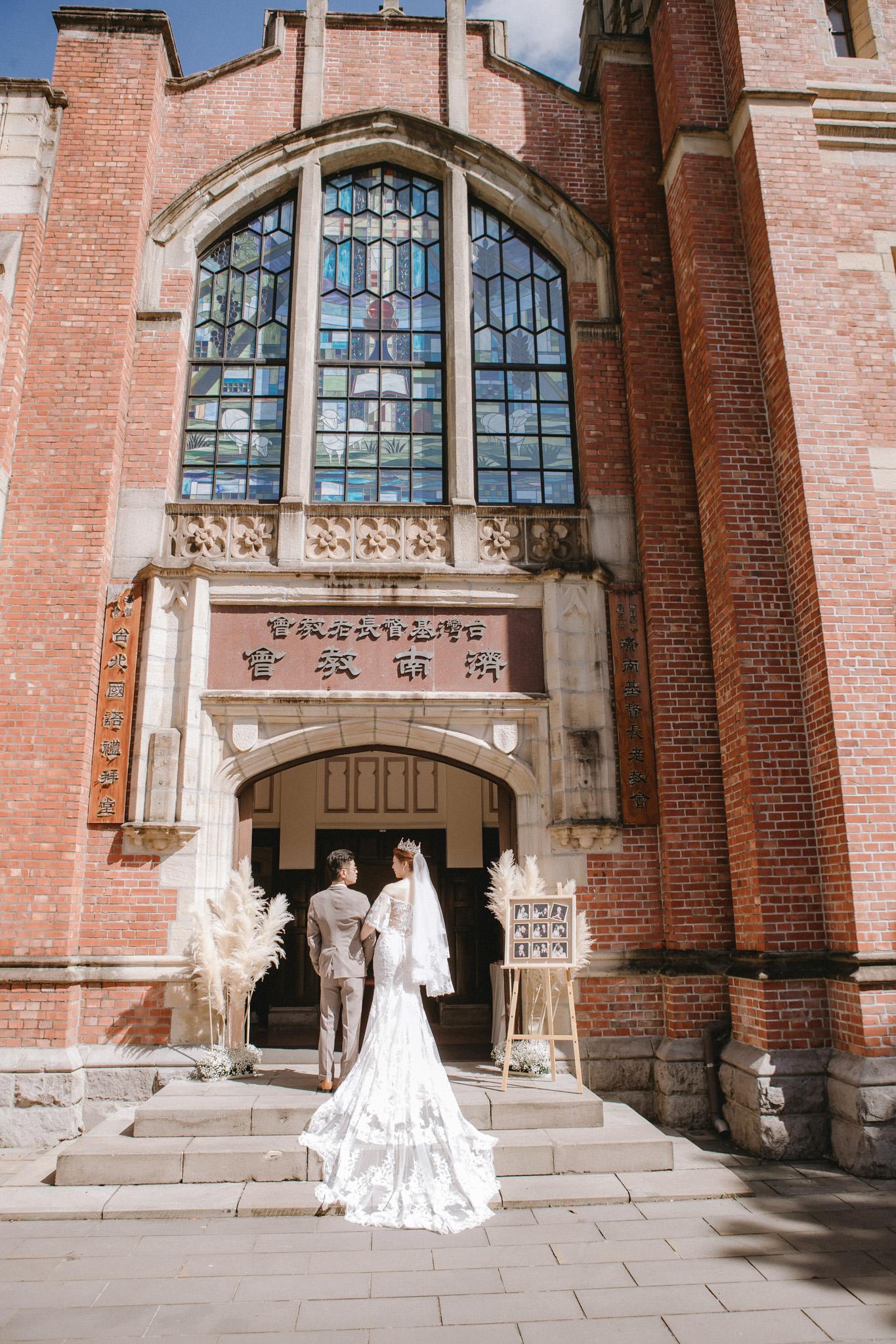 EW 台北婚攝 居米 濟南教會 Brick Yard 33 美軍俱樂部 婚禮 婚宴-21