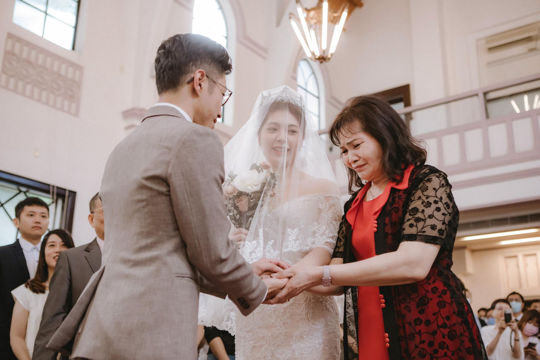EW 台北婚攝 居米 濟南教會 Brick Yard 33 美軍俱樂部 婚禮 婚宴-26