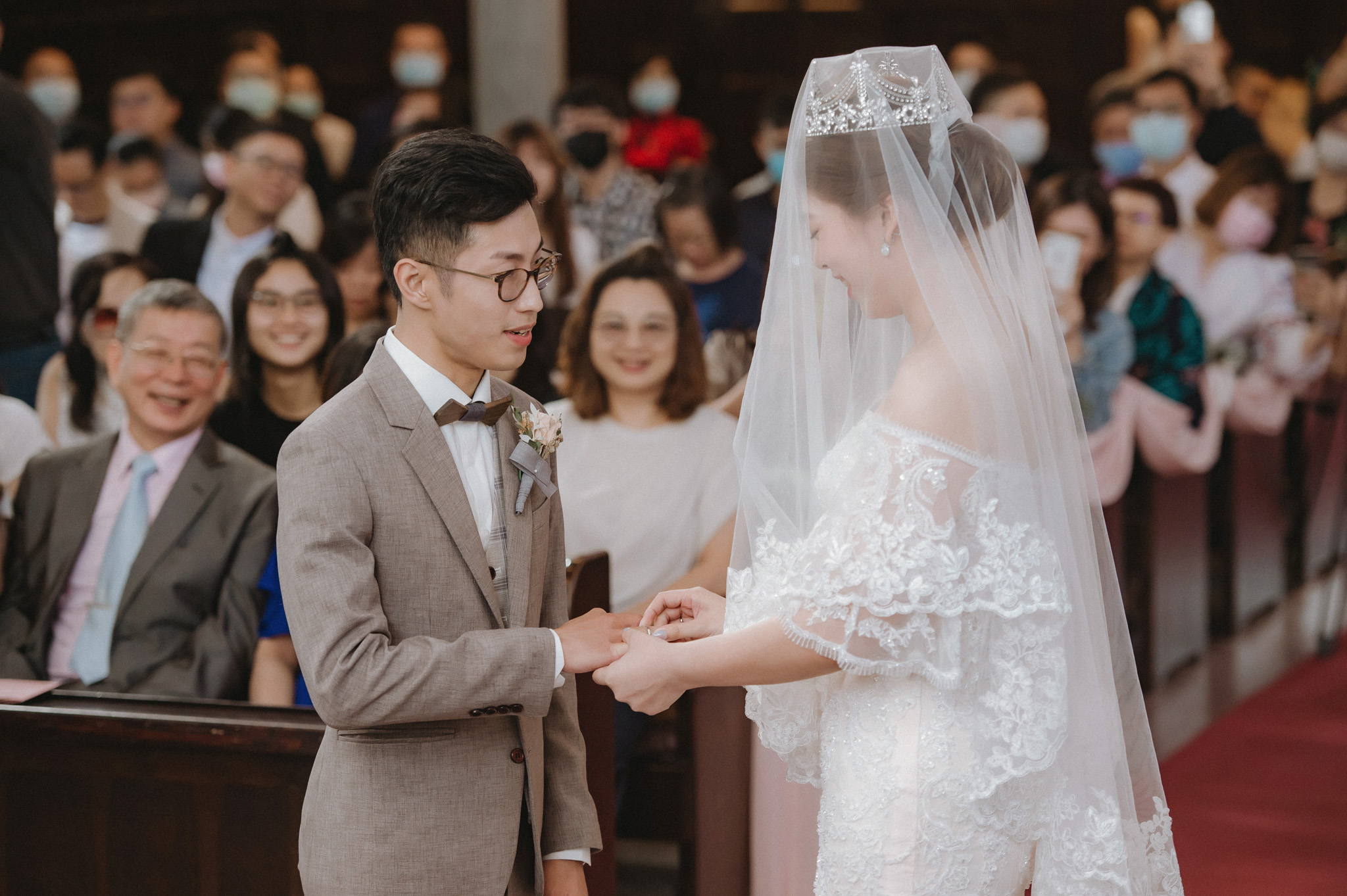 EW 台北婚攝 居米 濟南教會 Brick Yard 33 美軍俱樂部 婚禮 婚宴-31