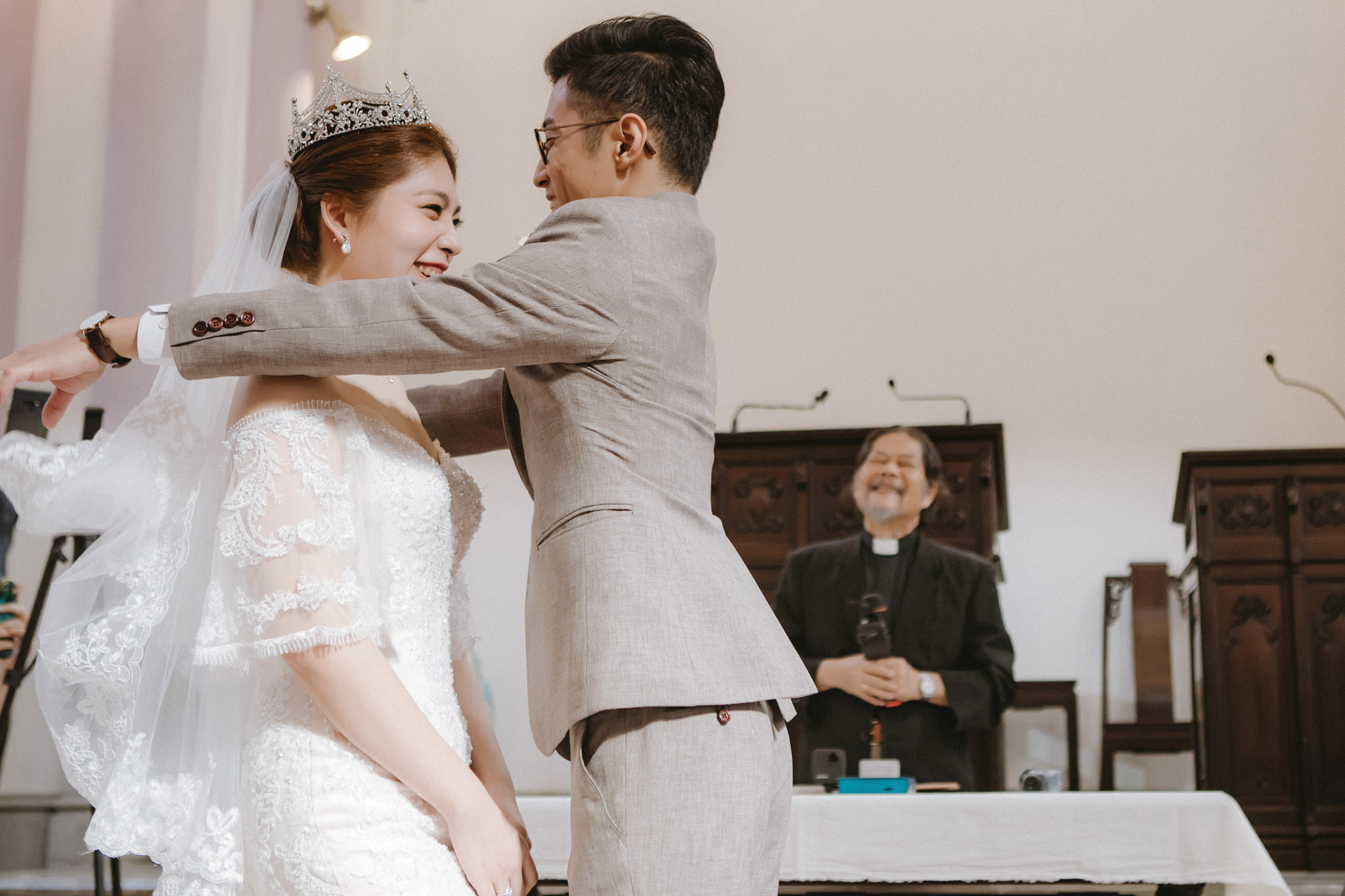 EW 台北婚攝 居米 濟南教會 Brick Yard 33 美軍俱樂部 婚禮 婚宴-33