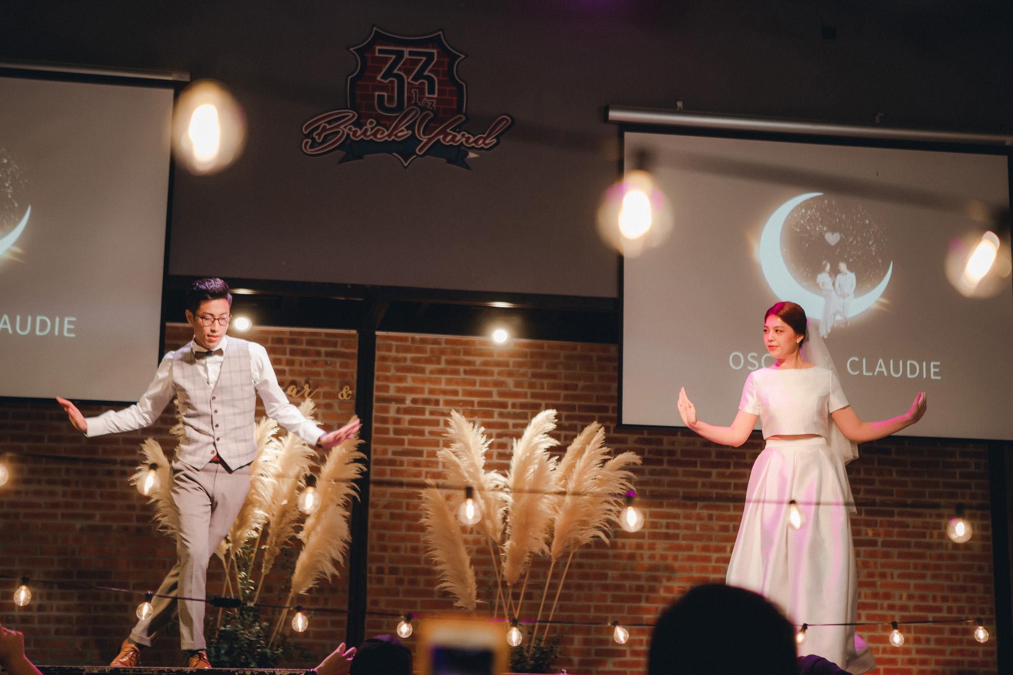 EW 台北婚攝 居米 濟南教會 Brick Yard 33 美軍俱樂部 婚禮 婚宴-70