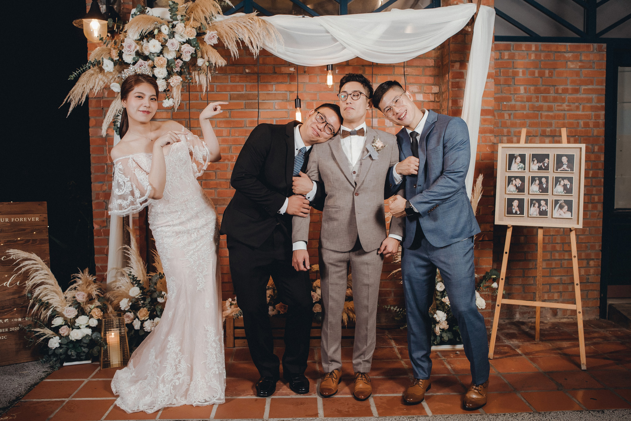 EW 台北婚攝 居米 濟南教會 Brick Yard 33 美軍俱樂部 婚禮 婚宴-112