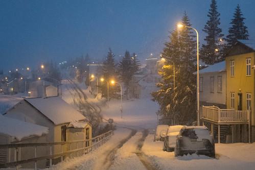 "Christmas mood in Siglufjörður • <a style=""font-size:0.8em;"" href=""http://www.flickr.com/photos/22350928@N02/50754150967/"" target=""_blank"">View on Flickr</a>"