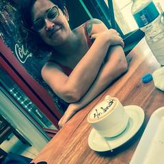 Cafe com texto