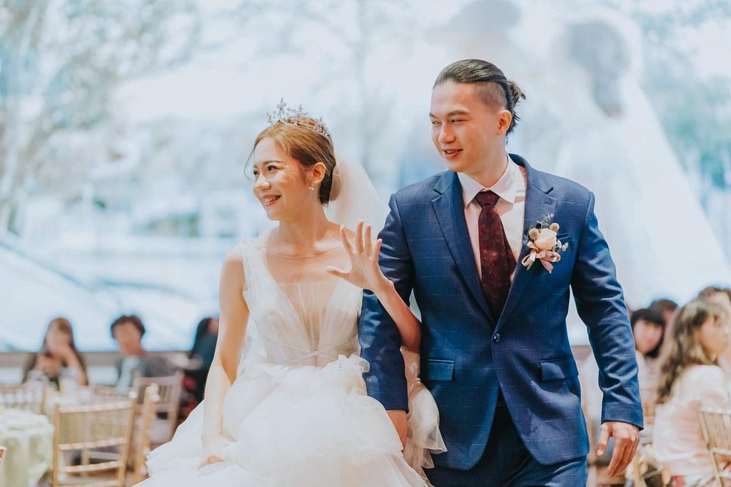 [婚禮] X&X | 台北。新莊頤品大飯店