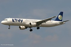 Photo of TC-KTY_A321_Cyprus Turkish Airlines_-