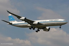 Photo of 9K-ANA_A343_Kuwait Airways_-