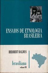 Ensaios de etnologia brasileira (Baldus 1979)