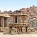 Le temple de Vitthala, un chef-d'oeuvre de l'art de l'Inde du sud  à Hampi