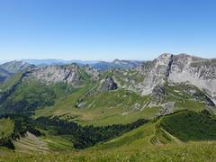 Orgeval @ Sentier de la Pointe de Chaurionde au Col d'Orgeval