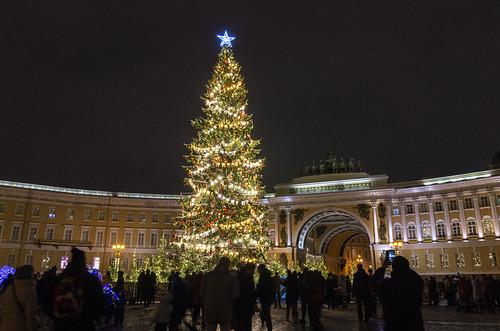 Greeting from Saint Petersburg!