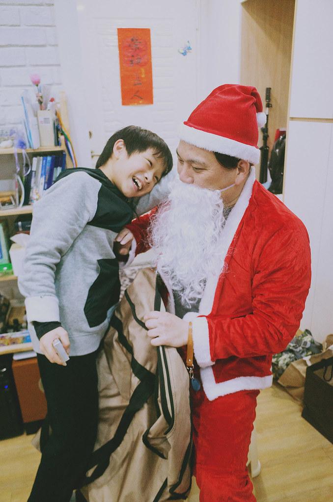 教會生活,小組,聖誕節,發禮物,卓越北大行道會,基督徒