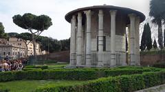 Temple of Herakles Victor (?)