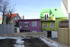 Frakkastígur, Reyjavik