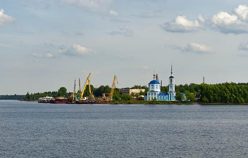 Volga River 256 ©  Alexxx Malev