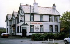 Photo of iom - station hotel port st mary spring 1995