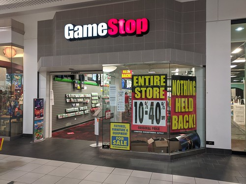 Gamestop Liquidation - Melbourne Square Mall - Melbourne, FL, From FlickrPhotos
