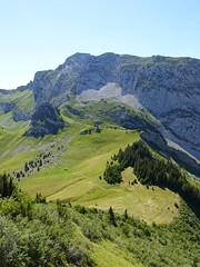 Pointe d'Arcalod @ Col d'Orgeval