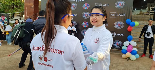 2020 WAD: Laos