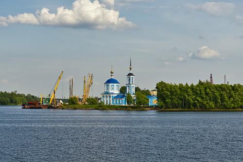 Volga River 257 ©  Alexxx Malev