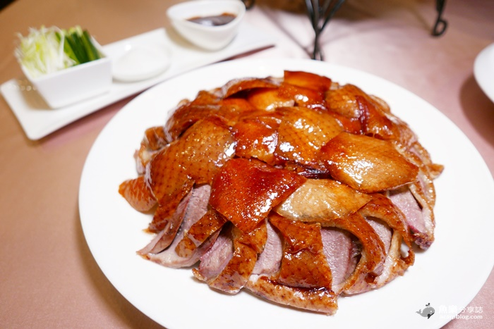 【台北信義】翠庭中餐廳 世貿國際會館|雞鴨料理新吃法 @魚樂分享誌