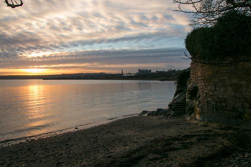 Sunset over Kirkcaldy  4