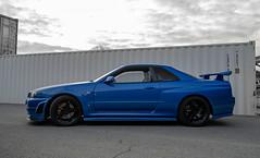 Nissan Skyline GT-R '00