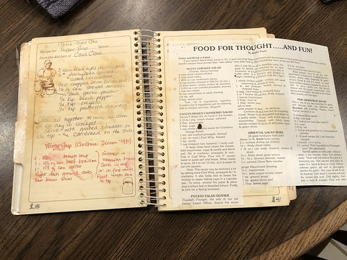 Family Recipes by Wesley Fryer, on Flickr