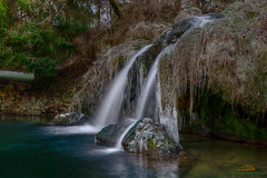 Wasserfall Veringendorfer Gieß