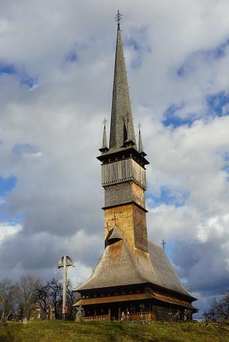 Wooden church of the Archangels Michael and Gabriel - Șurdești