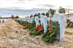 December 26, 2020 - Holiday with heroes at Fort Logan. (Tony's Takes)