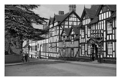 Photo of The Raven Hotel, Droitwich