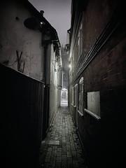 Photo of Alleyway