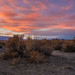 Sunset in Owens Valley