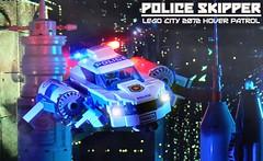 Police Hoverpatroller