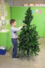 kerstboom plaatsen (4)