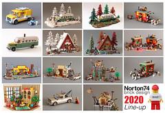 Norton74 2020 line-up