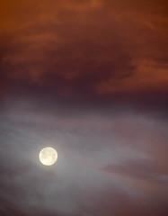 Posta de lluna
