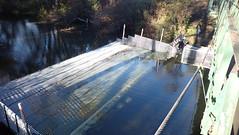 Finished Weir Installation
