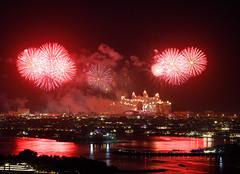 Dubai 2021 New Year Eve - Atlantis the Palm