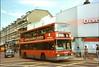 London Central DAF DB250/Optare Spectra SP9 K309FYG