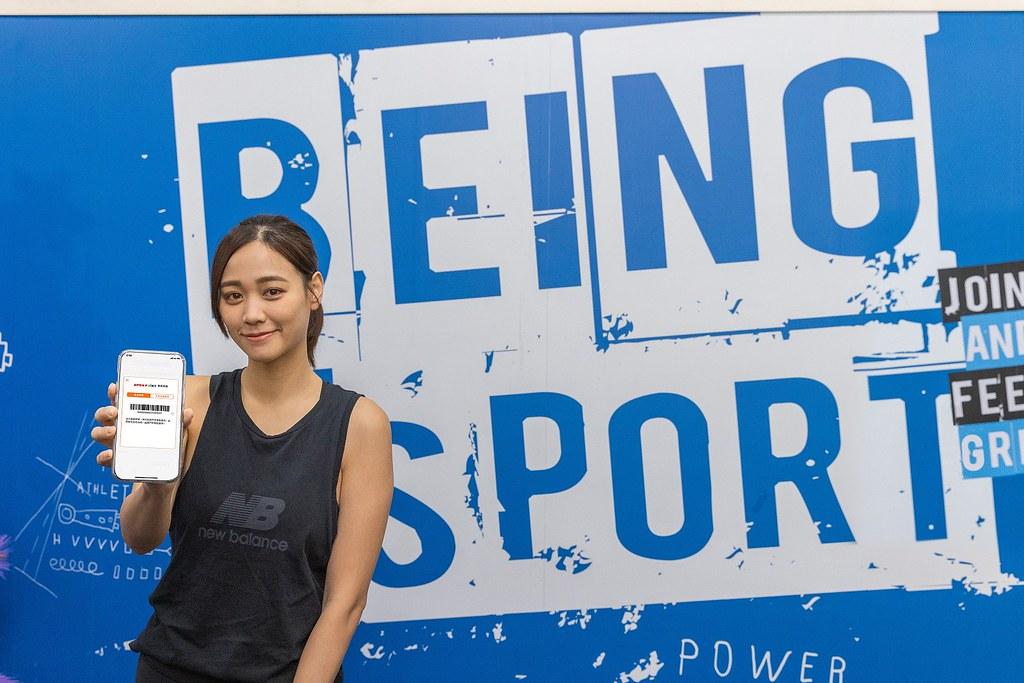 06_2021年1月1日起到BEING sport出示OPEN POINT會員 完成綁定 即可享有更多好康優惠